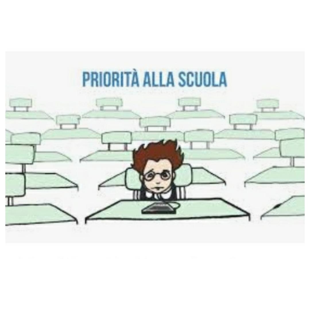 Scuola. Priorità alla scuola organizza mobilitazioni in 24 città