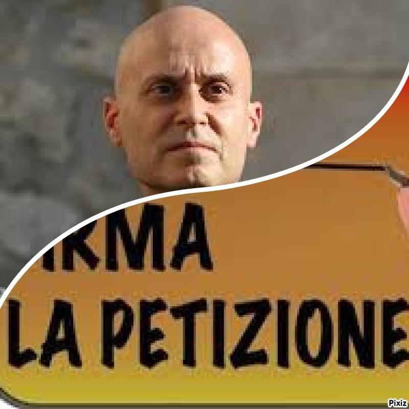 Massimo Arcangeli: petizione a sostegno del dirigente scolastico Alfonso D'Ambrosio