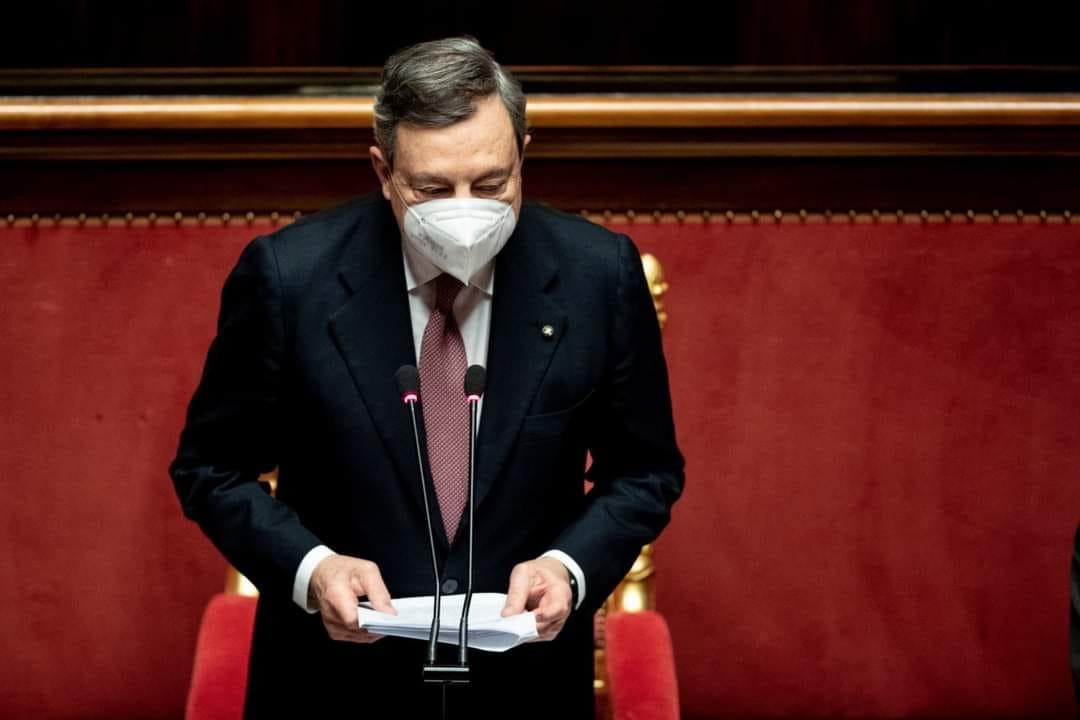 Lettera aperta al Presidente del Consiglio dei Ministri Mario Draghi