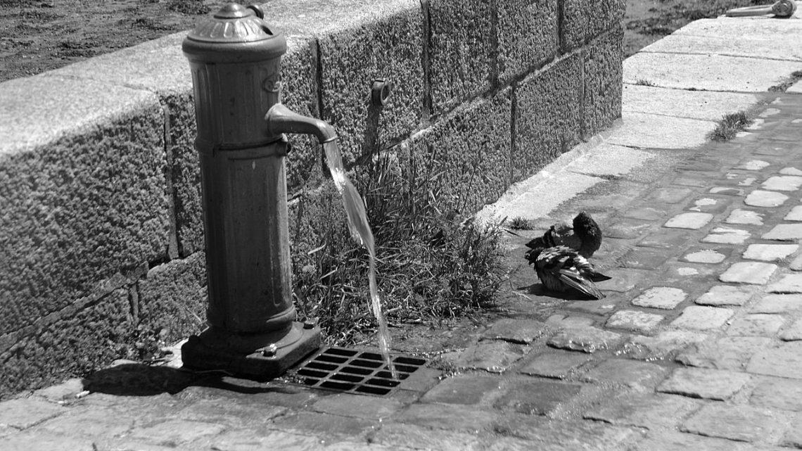 22 marzo, giornata mondiale dell'acqua