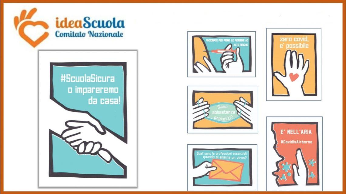 Il rapporto del Ministero della Salute che inchioda le scuole italiane: tra le peggiori d'europa in termini di ricambi d'aria per studente (e si frequenta in presenza al buio)