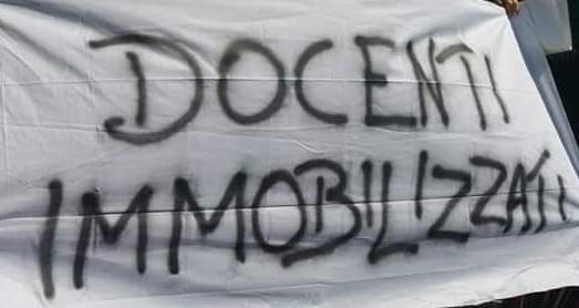 Si conclude a Catania la tre giorni di mobilitazione dei docenti del Coordinamento Immobilizzati e Coordinamento Docenti Abilitati