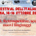 Il festival dell'italiano (Siena, 14-16 ottobre 2021)